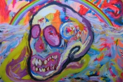 Neon Skull 2010